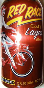 Red Racer Classic Lager