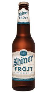 Shiner Fröst
