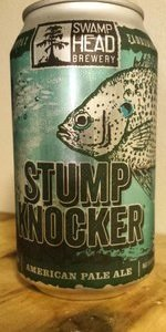 Stumpknocker Pale Ale