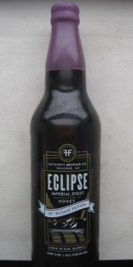 Imperial Eclipse Stout - Elijah Craig (12 Year)