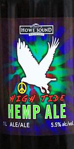 High Tide Hemp Ale