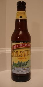 Otter Creek Solstice
