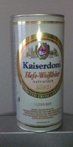 Kaiserdom Hefe-Weissbier Naturtrüb