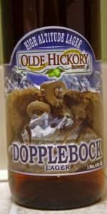 Dopplebock Lager