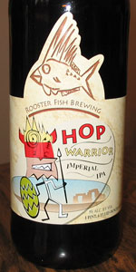 Hop Warrior Imperial IPA