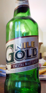 Nile Gold Crystal Malt Lager