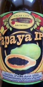 Jai Alai IPA - Papaya