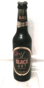 Black Art Black Premium Beer