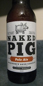 Naked Pig Pale Ale