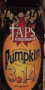 Taps Pumpkin 3.14