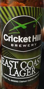 East Coast Lager