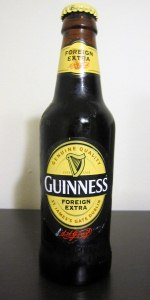 Guinness Foreign Extra (St. Lucia Version)