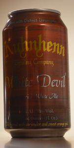 Kuhnhenn Weiss Teufel (White Devil)