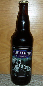 Frosty Knuckle Special Reserve (German Sticke Alt)