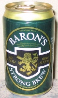 Baron S Strong Brew Asia Pacific Breweries Limited