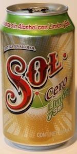 Sol Cero Limón Y Sal