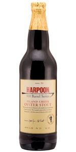 Harpoon 100 Barrel Series #30 - Island Creek Oyster Stout
