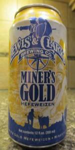 Miner's Gold Hefeweizen