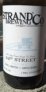 24th Street Pale Ale