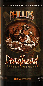 Deadhead Barley Wine