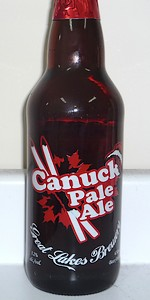 Great Lakes Canuck Pale Ale