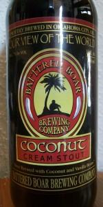 Coconut Cream Stout