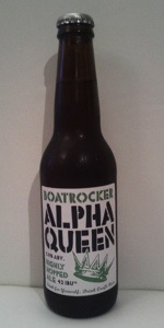Alpha Queen Pale Ale