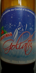 Christmas Goliath