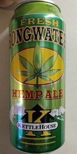 Fresh Bongwater Hemp Ale