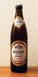 Rieder Festbock