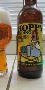Palo Alto Brewing Hoppy Ending Pale Ale