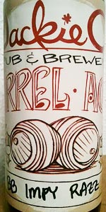 Bourbon Barrel-Aged Imperial Razz