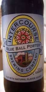 Blue Ball Porter