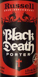 Russell Black Death Porter