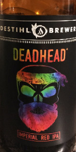 DeadHead Double Red Ale