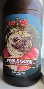Feels Good Imperial Pilsner
