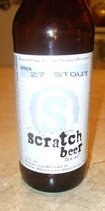 Scratch Beer 27 - 2010 (Cocaoabunga)