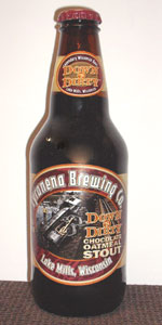 Down 'N Dirty Chocolate Oatmeal Stout