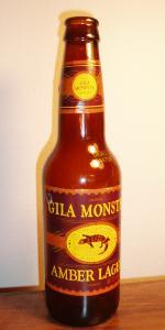 Gila Monster Amber Lager