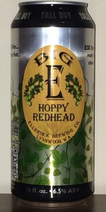 Hoppy Red Head