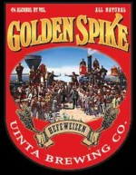 Golden Spike Hefeweizen