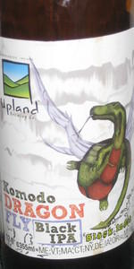 Komodo Dragon Fly Black IPA
