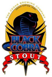 Black Cobra Oatmeal Stout