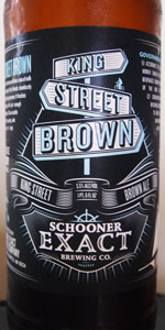 King Street Brown Ale