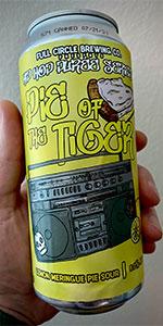 Pie of the Tiger: Lemon Meringue Pie Sour (Hop Hop Puree Series)