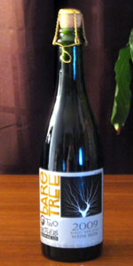 Bare Tree Weiss Wine Vintage 2009