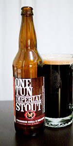 One Tun Imperial Stout