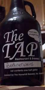 Beerstand Berlinerweiss