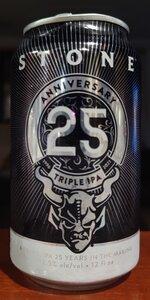 25th Anniversary Triple IPA