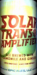 Solar Trans Amplifier